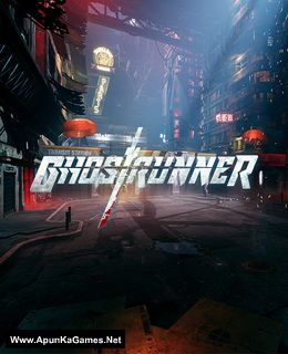 Ghostrunner Cover, Poster, Full Version, PC Game, Download Free