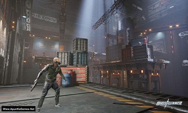 Ghostrunner Screenshot 3, Full Version, PC Game, Download Free