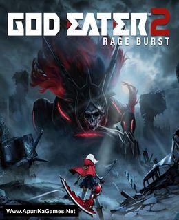 God Eater 2 Rage Burst Cover, Poster, Full Version, PC Game, Download Free