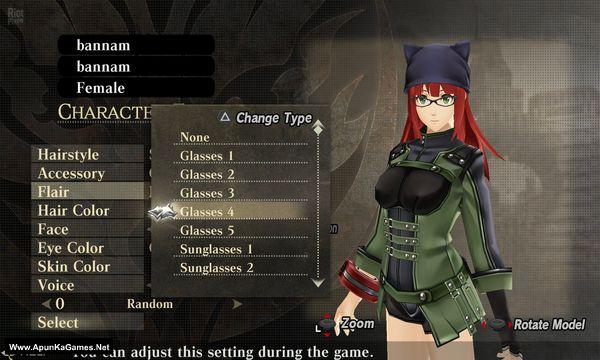 God Eater Resurrection Screenshot 2, Full Version, PC Game, Download Free