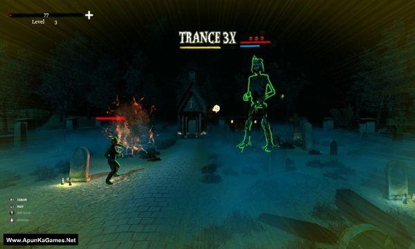 Infernal Radiation Screenshot 1, Full Version, PC Game, Download Free