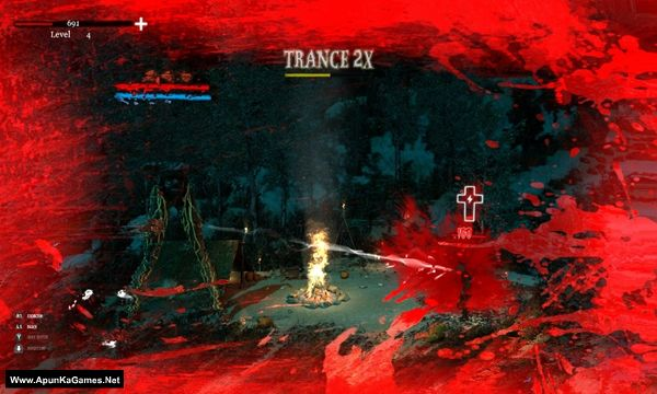 Infernal Radiation Screenshot 2, Full Version, PC Game, Download Free