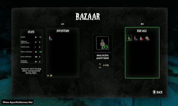 Infernal Radiation Screenshot 3, Full Version, PC Game, Download Free
