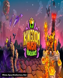 Kingdom Rush Vengeance: Tower Defense Cover, Poster, Full Version, PC Game, Download Free