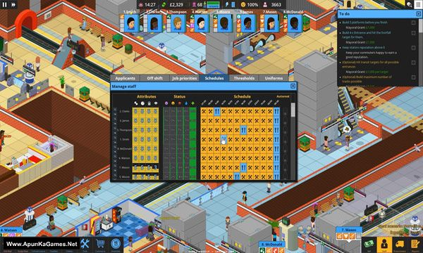 Overcrowd: A Commute 'Em Up Screenshot 3, Full Version, PC Game, Download Free
