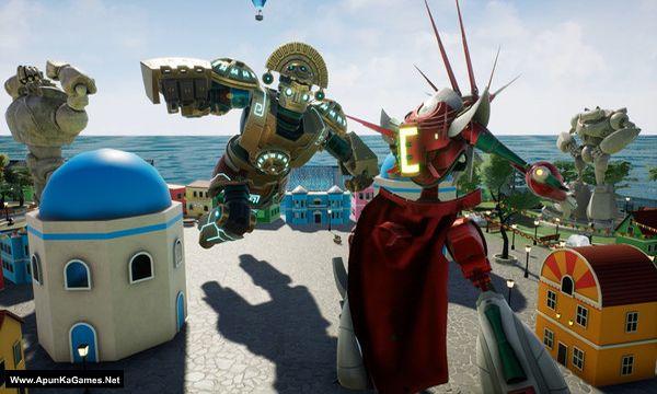 Override 2: Super Mech League Screenshot 1, Full Version, PC Game, Download Free