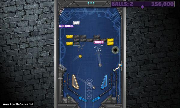 Pinball Deluxe: Reloaded Screenshot 3, Full Version, PC Game, Download Free