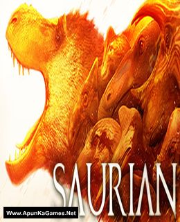 Saurian Cover, Poster, Full Version, PC Game, Download Free