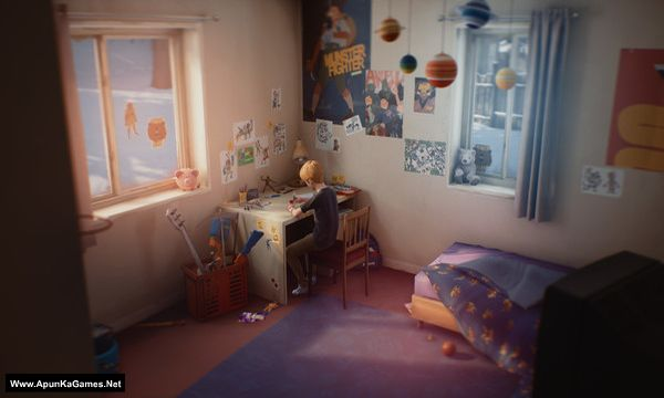 The Awesome Adventure of Captain Spirit Screenshot 3, Full Version, PC Game, Download Free