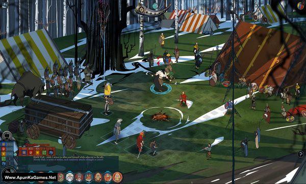 The Banner Saga 2 Screenshot 1, Full Version, PC Game, Download Free