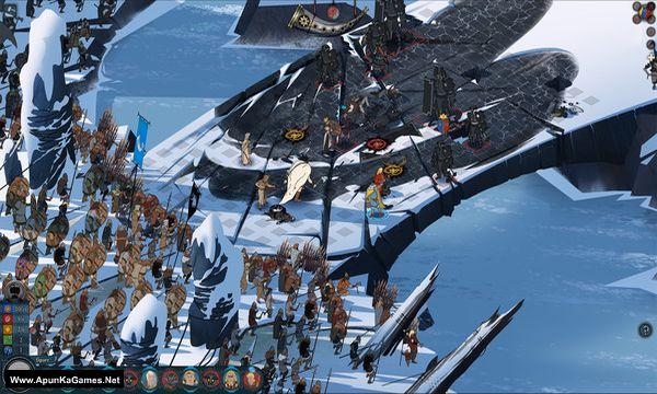 The Banner Saga 2 Screenshot 2, Full Version, PC Game, Download Free