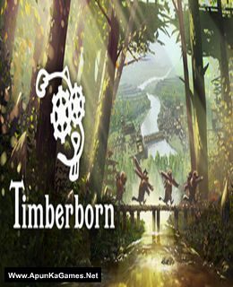 Timberborn Cover, Poster, Full Version, PC Game, Download Free