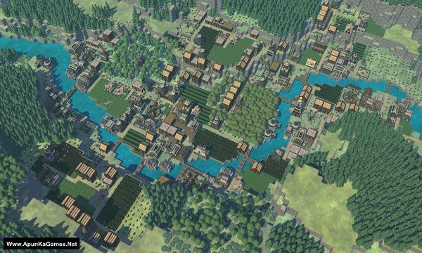Timberborn Screenshot 1, Full Version, PC Game, Download Free