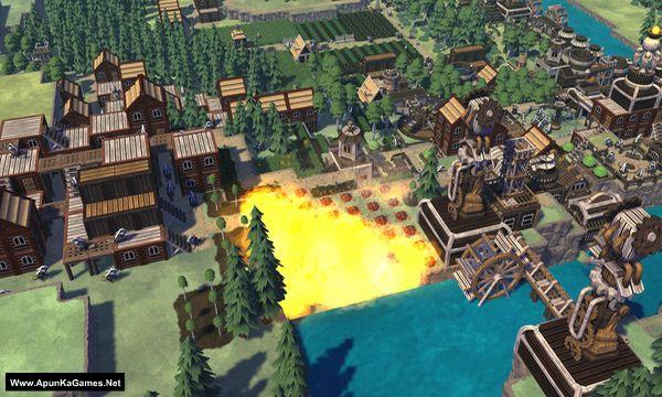 Timberborn Screenshot 2, Full Version, PC Game, Download Free