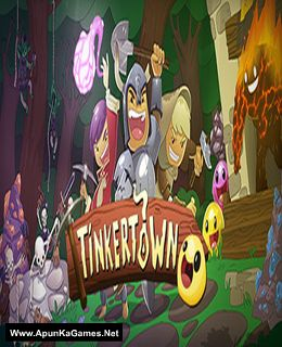 Tinkertown Cover, Poster, Full Version, PC Game, Download Free