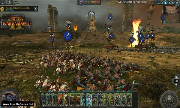 Total War: Warhammer 2 Screenshot 1, Full Version, PC Game, Download Free