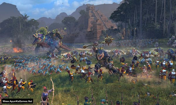 Total War: Warhammer 2 Screenshot 3, Full Version, PC Game, Download Free