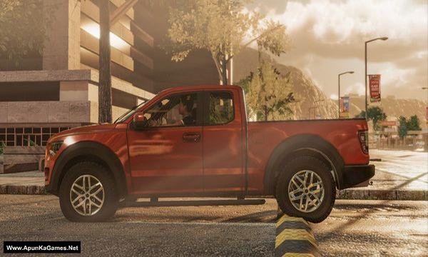 Truck and Logistics Simulator Screenshot 2, Full Version, PC Game, Download Free