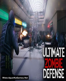 Ultimate Zombie Defense Cover, Poster, Full Version, PC Game, Download Free