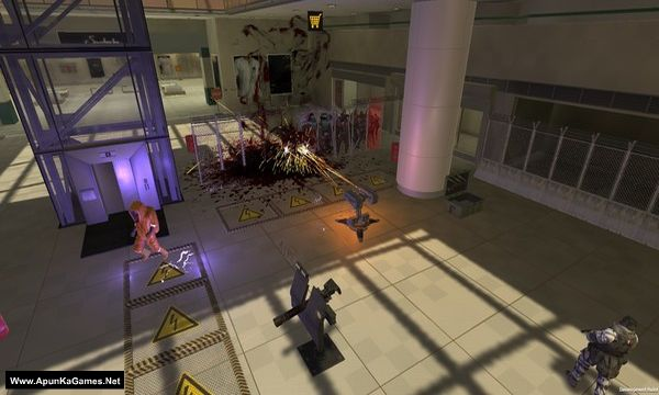 Ultimate Zombie Defense Screenshot 1, Full Version, PC Game, Download Free
