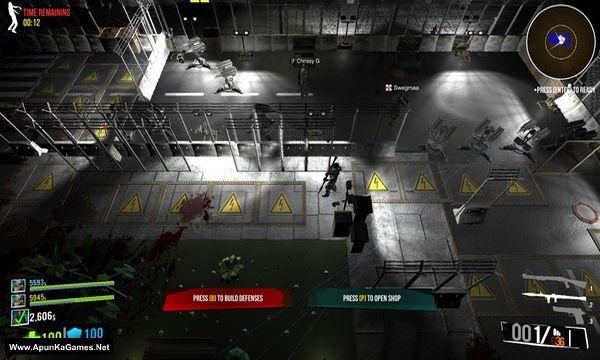 Ultimate Zombie Defense Screenshot 2, Full Version, PC Game, Download Free