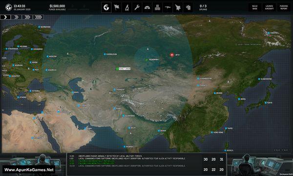 Xenonauts 2 Screenshot 3, Full Version, PC Game, Download Free