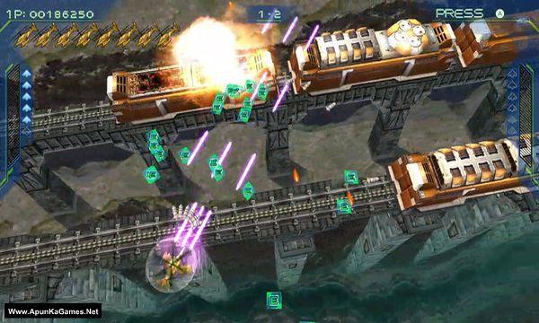 Zero Gunner 2 Screenshot 3, Full Version, PC Game, Download Free