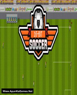 16-Bit Soccer Cover, Poster, Full Version, PC Game, Download Free