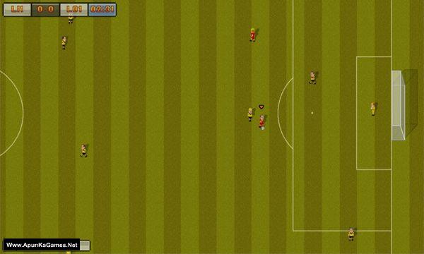 16-Bit Soccer Screenshot 2, Full Version, PC Game, Download Free