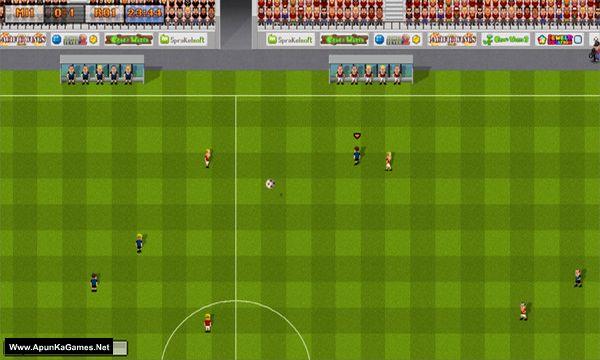 16-Bit Soccer Screenshot 3, Full Version, PC Game, Download Free