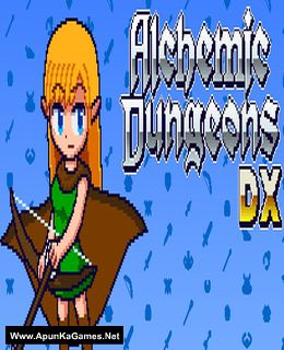 Alchemic Dungeons DX Cover, Poster, Full Version, PC Game, Download Free