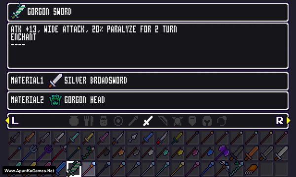 Alchemic Dungeons DX Screenshot 3, Full Version, PC Game, Download Free