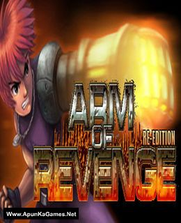 Arm of Revenge Re-Edition Cover, Poster, Full Version, PC Game, Download Free