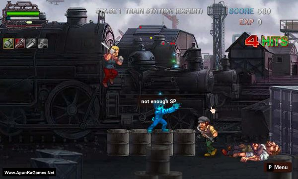 Arm of Revenge Re-Edition Screenshot 1, Full Version, PC Game, Download Free