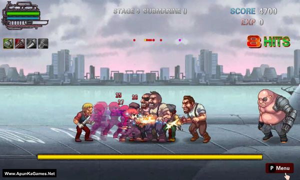Arm of Revenge Re-Edition Screenshot 2, Full Version, PC Game, Download Free