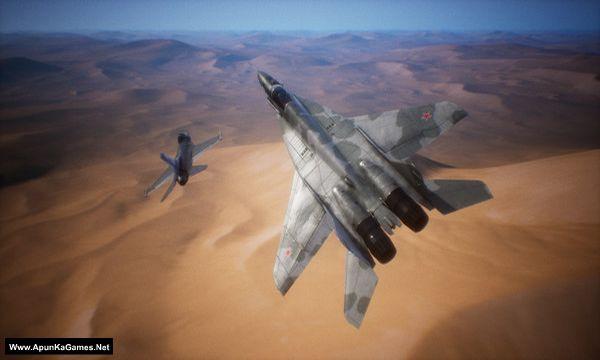 Art Of Air War Screenshot 1, Full Version, PC Game, Download Free