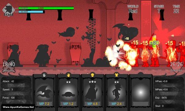 Black Maou & Rainbow Kingdom Screenshot 1, Full Version, PC Game, Download Free