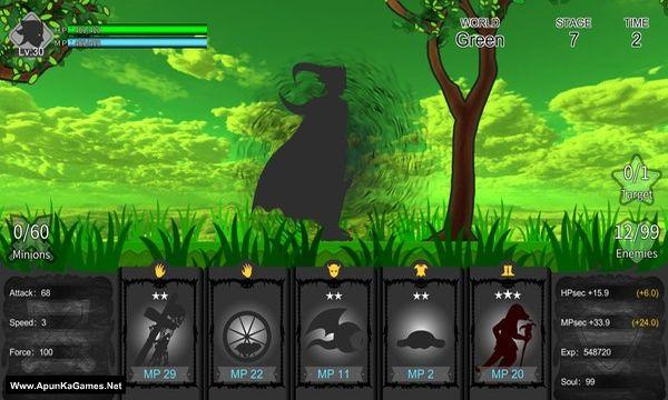 Black Maou & Rainbow Kingdom Screenshot 3, Full Version, PC Game, Download Free