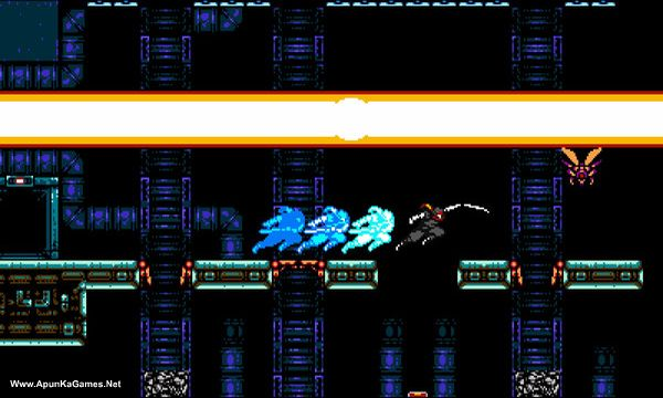 Cyber Shadow Screenshot 1, Full Version, PC Game, Download Free