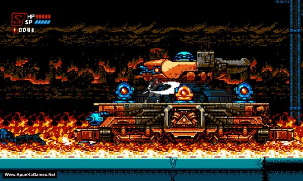 Cyber Shadow Screenshot 2, Full Version, PC Game, Download Free