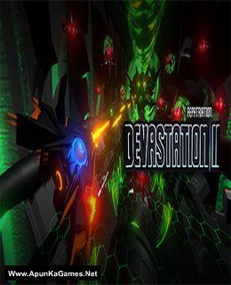 Devastation 2: Repatriation Cover, Poster, Full Version, PC Game, Download Free