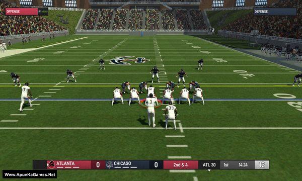 Doug Flutie's Maximum Football 2020 Screenshot 1, Full Version, PC Game, Download Free