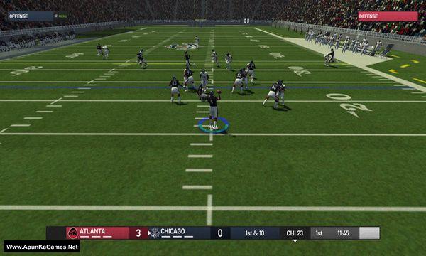 Doug Flutie's Maximum Football 2020 Screenshot 3, Full Version, PC Game, Download Free