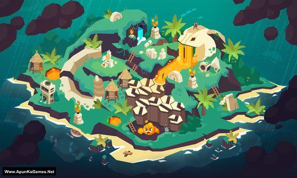 Down in Bermuda Screenshot 1, Full Version, PC Game, Download Free