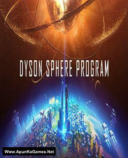 Dyson Sphere Program Cover, Poster, Full Version, PC Game, Download Free