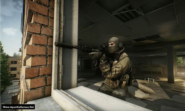 Escape from Tarkov Screenshot 2, Full Version, PC Game, Download Free