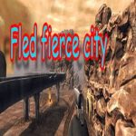 Fled fierce city