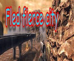 Fled fierce city