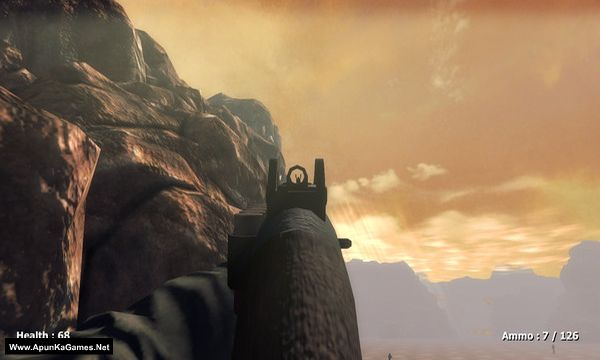Fled fierce city Screenshot 1, Full Version, PC Game, Download Free