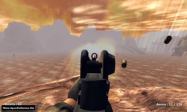Fled fierce city Screenshot 2, Full Version, PC Game, Download Free